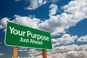 Your Purpose Ahead